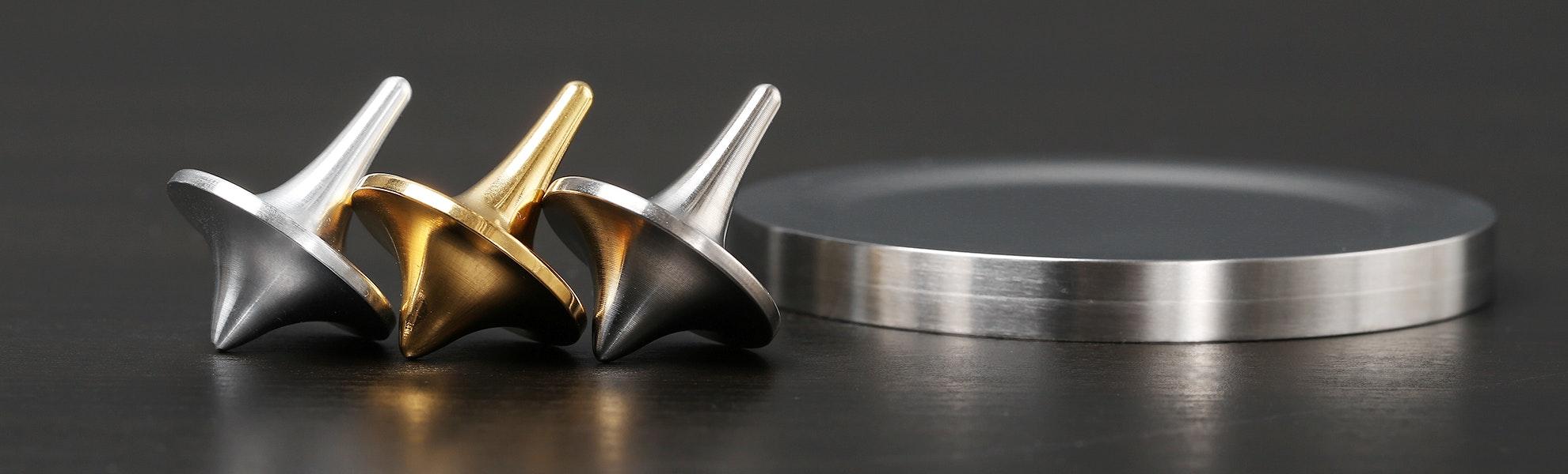ForeverSpin 3-Top Bundle