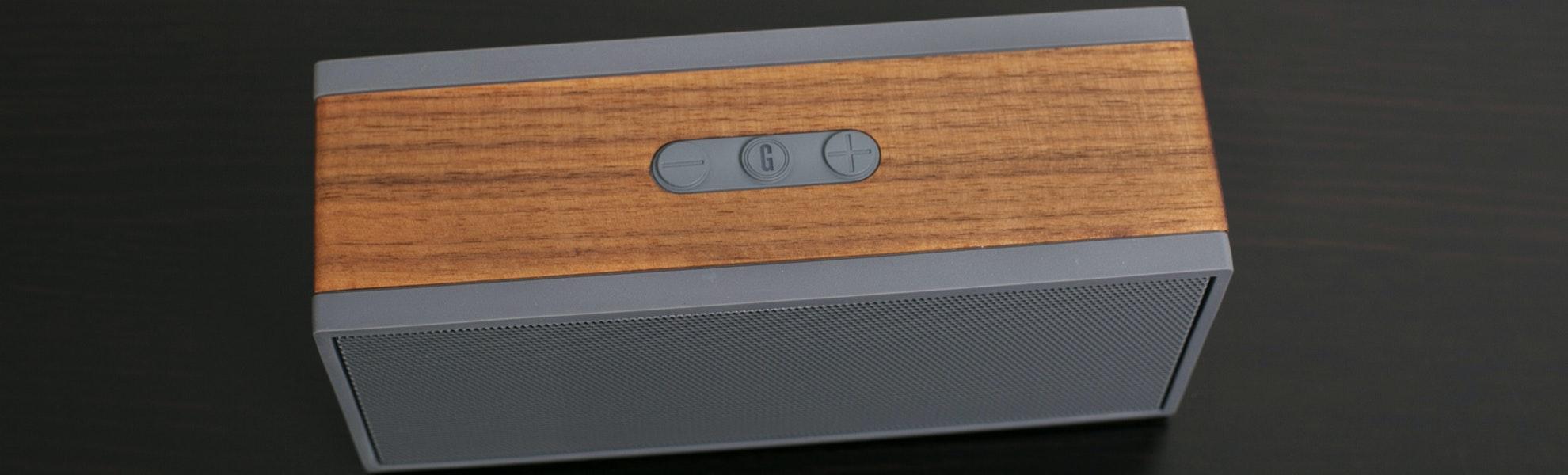 Grain Audio PWS Bluetooth Speaker