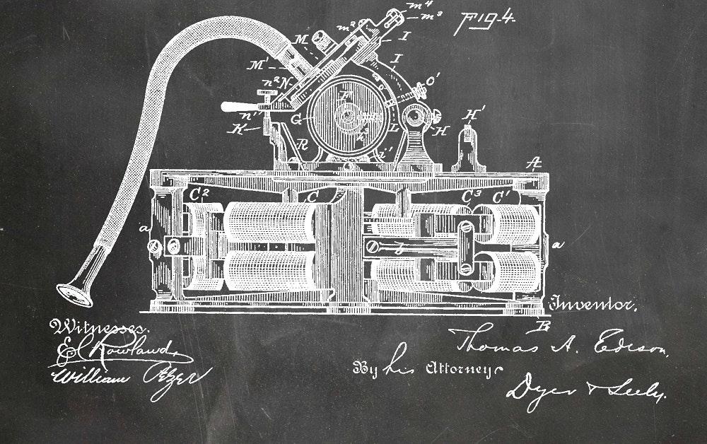 Enthusiast Patent Prints