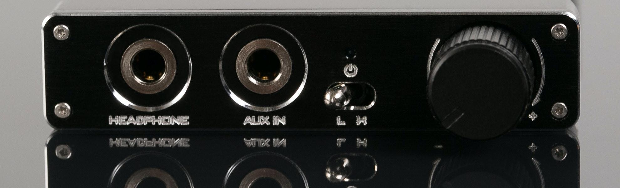 Shozy PX-M1 Portable Headphone Amplifier