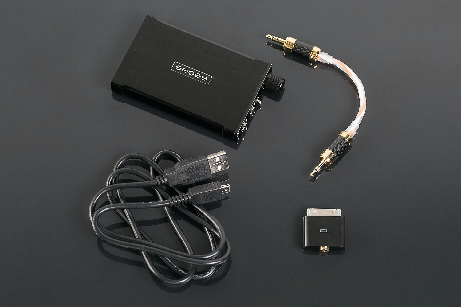 Shozy PX-M1 Portable Headphone Amplifier