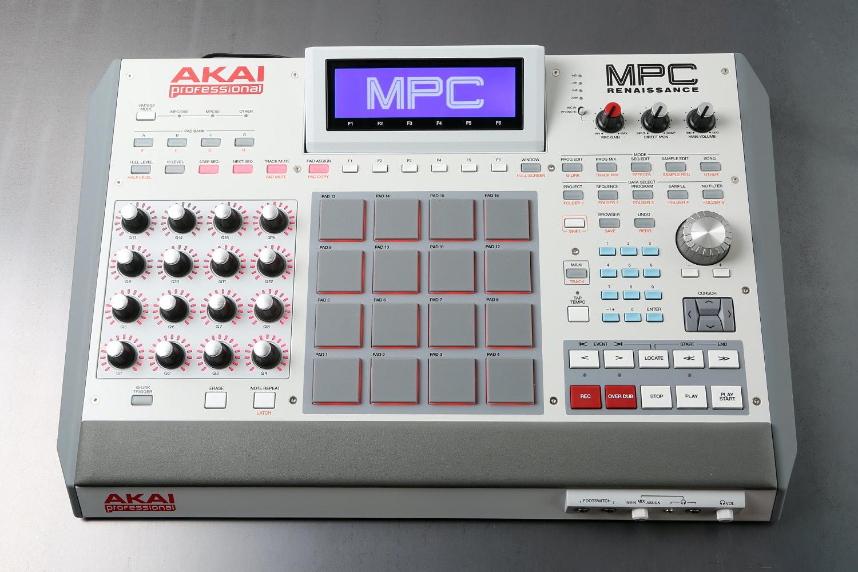 Akai MPC Renaissance