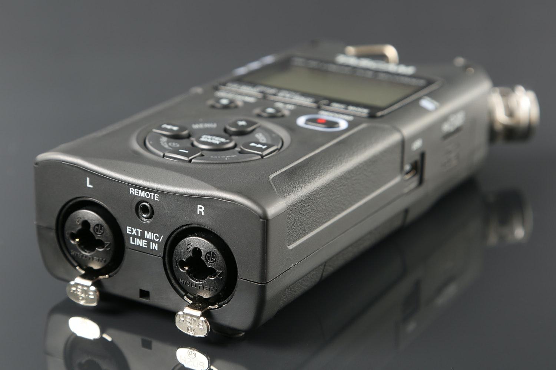 TASCAM DR-40 Handheld 4-Track Recorder