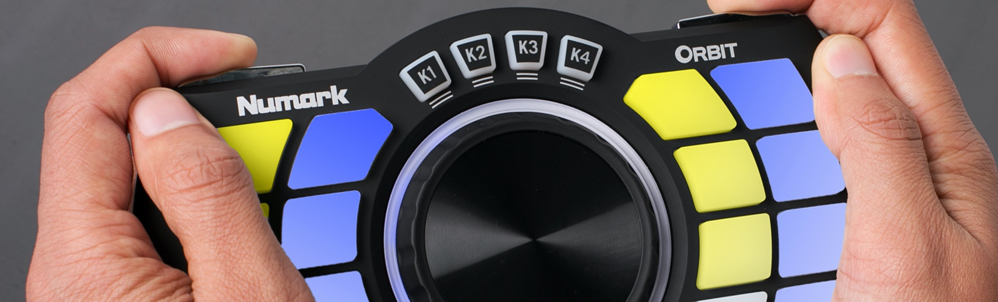 Numark Orbit Wireless DJ Controller