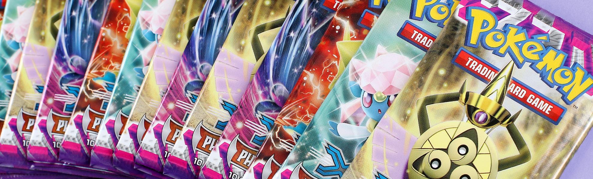 Pokemon Phantom Forces Booster Box
