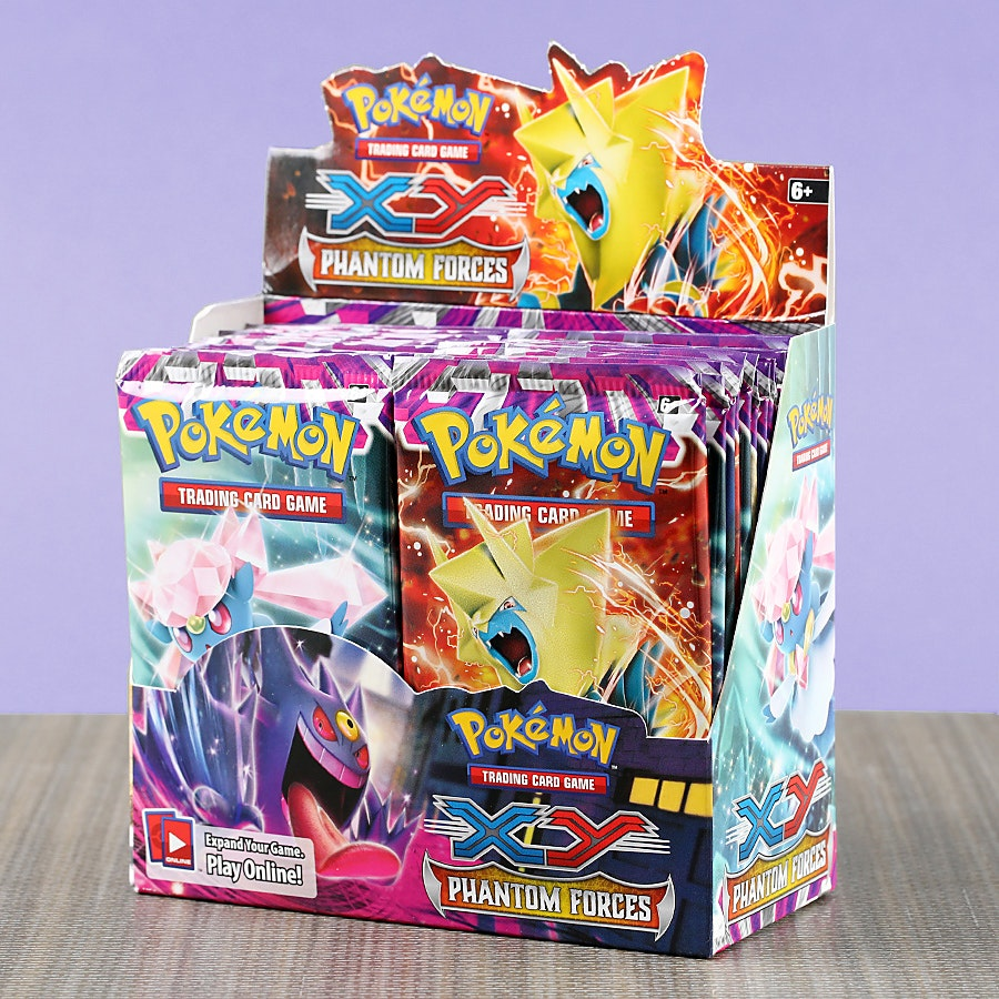 Pokemon Phantom Forces Booster Box