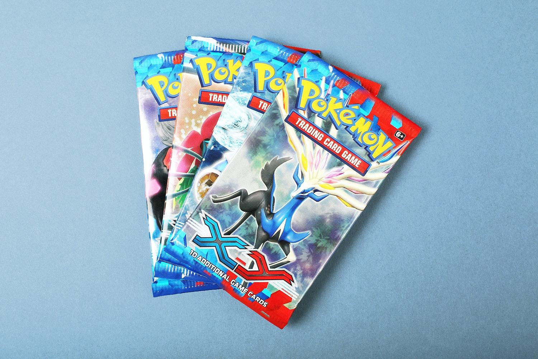 Pokemon XY Theme Deck Starter Bundle