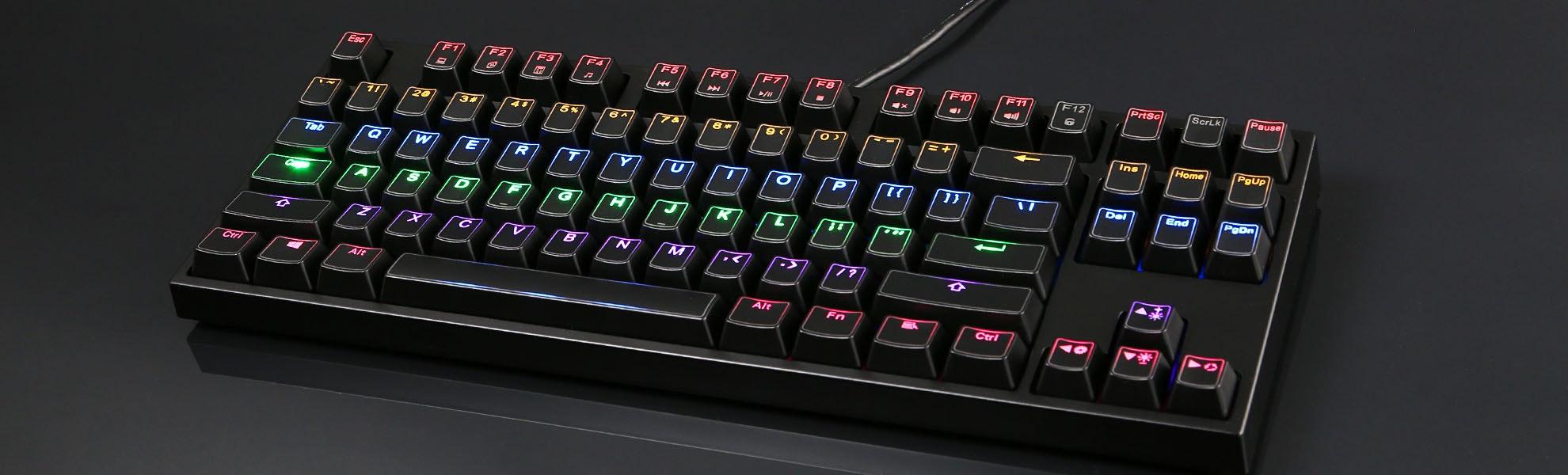 Keycool 87-Key Keyboard