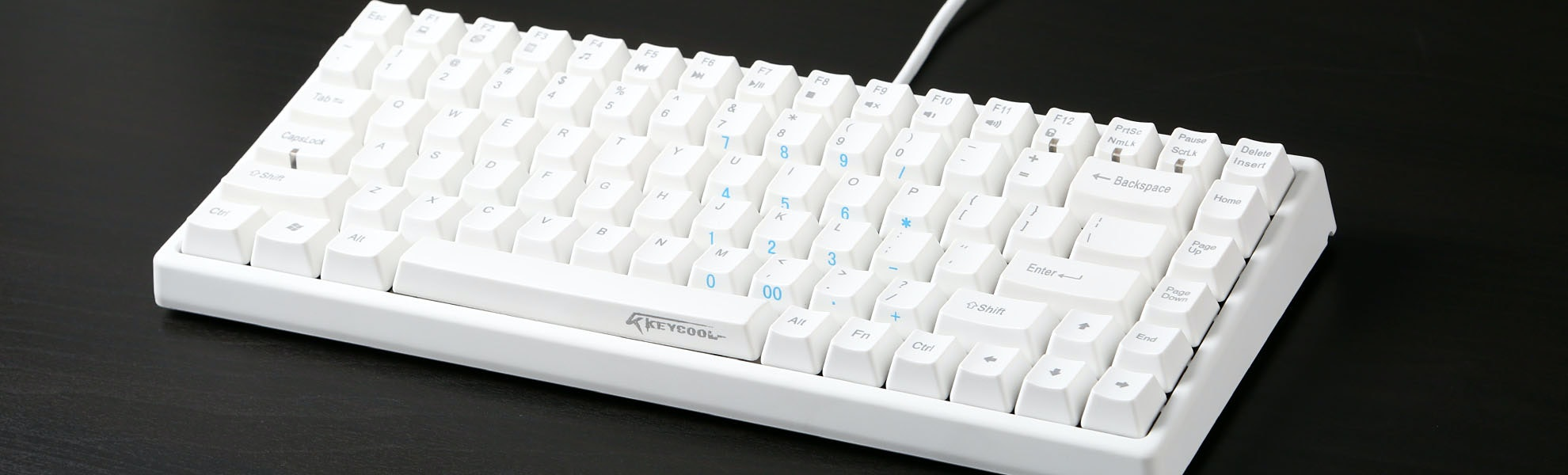 Keycool Hero 84 Mechanical Keyboard