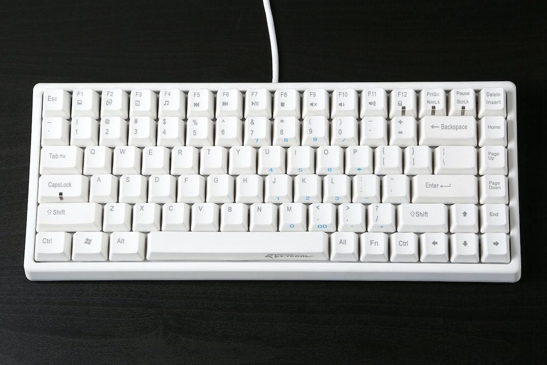 Keycool Hero 84 Mechanical Keyboard
