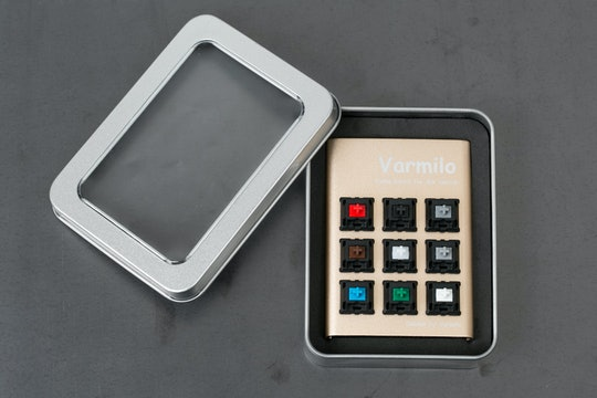 Varmilo Switch Tester