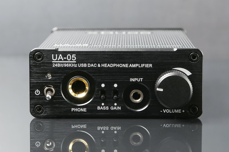 xDuoo UA-05 DAC/Amp