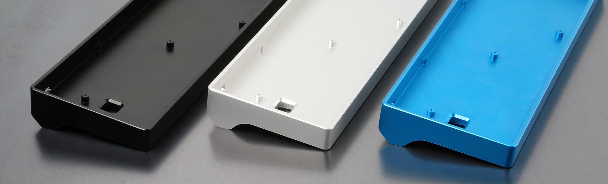 60% Keyboard Aluminum Case