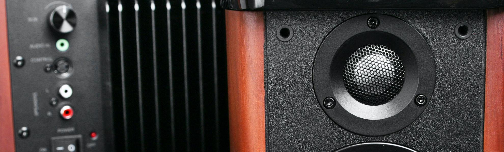 HiVi M50W Multimedia Speaker System