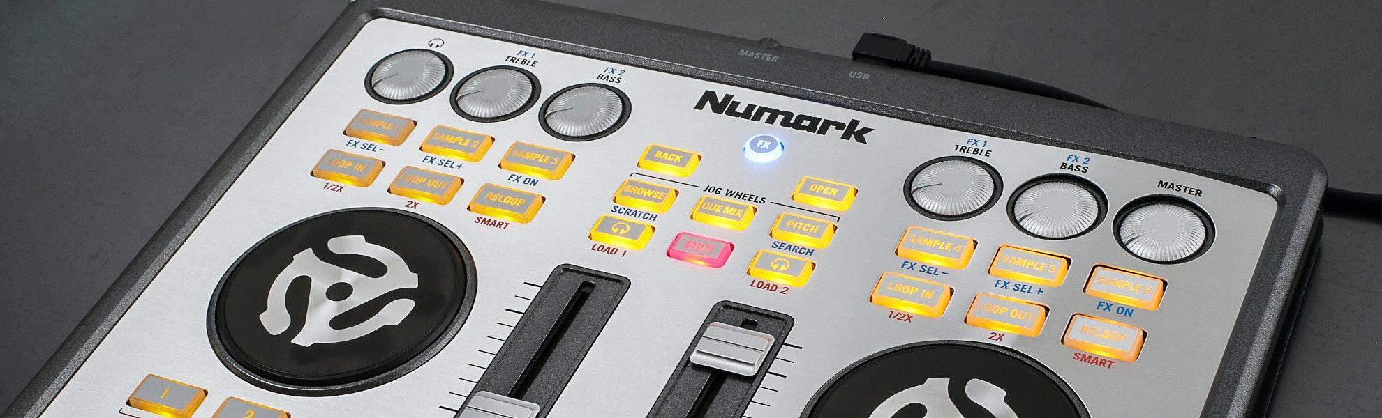 Numark Mixtrack Edge DJ Controller