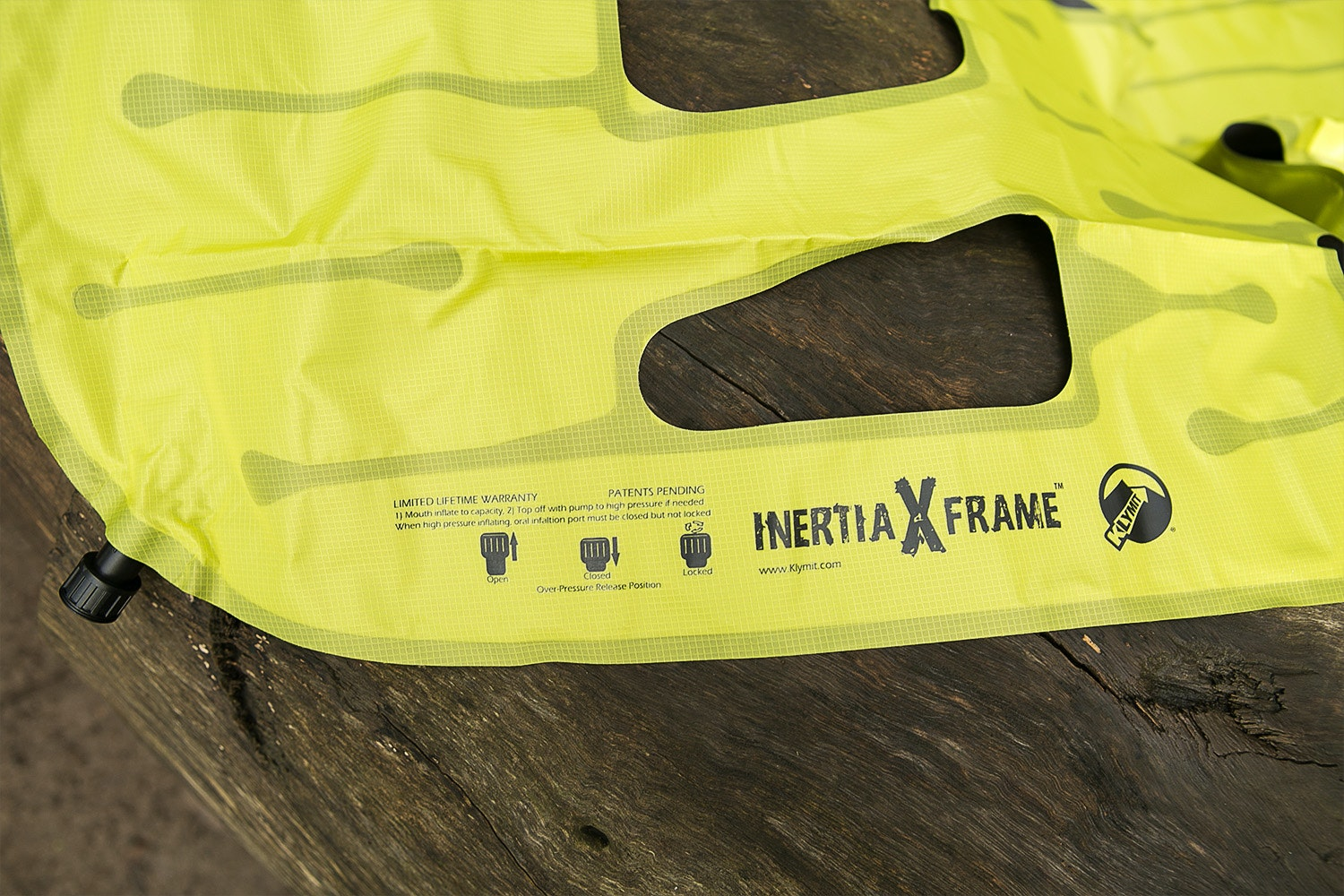 Klymit Inertia X Frame Ultralight Sleeping Pad