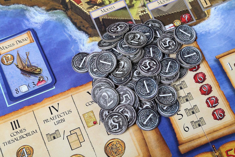 Constantinopolis Board Game