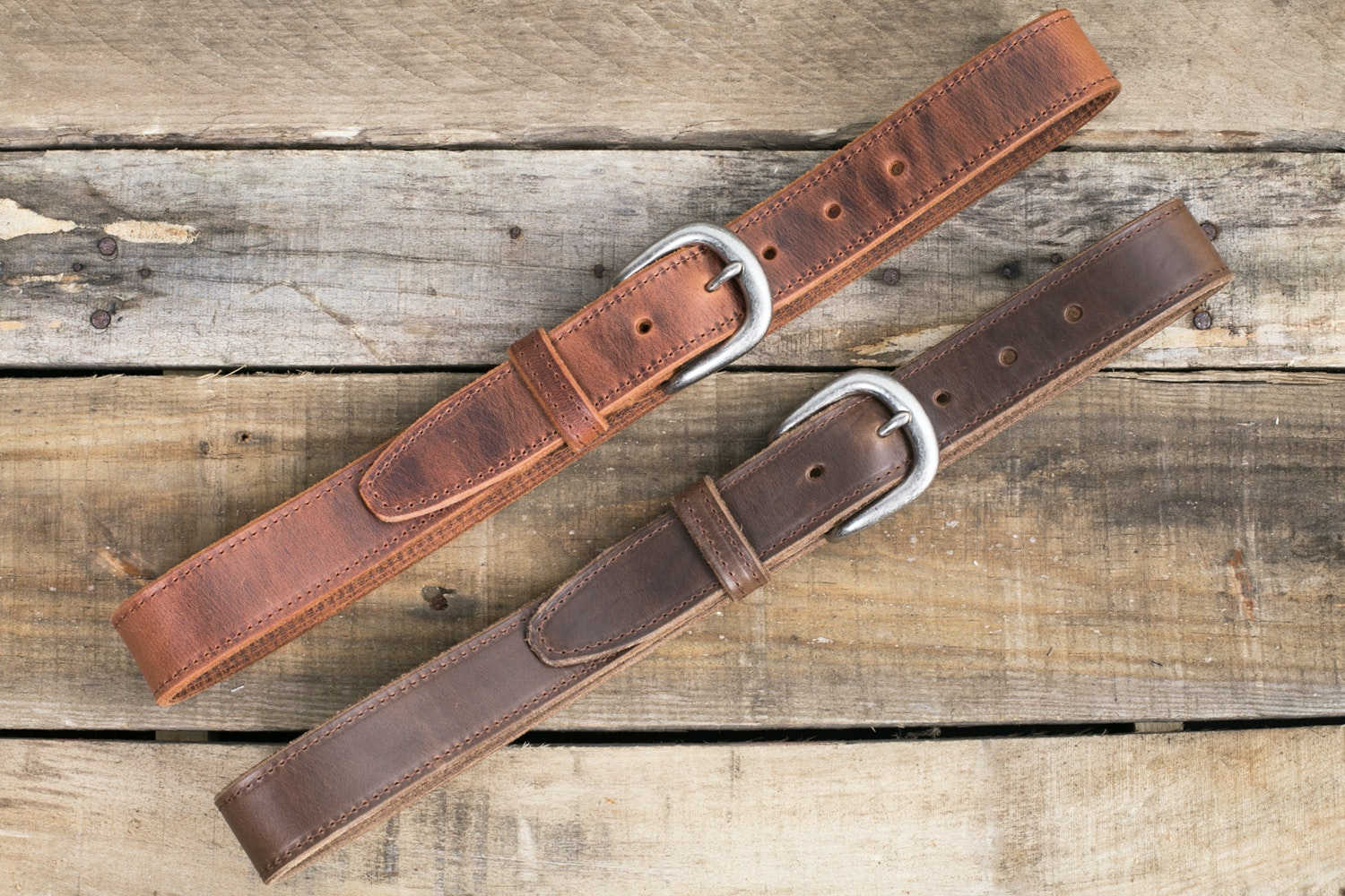Ashland Leather Belts