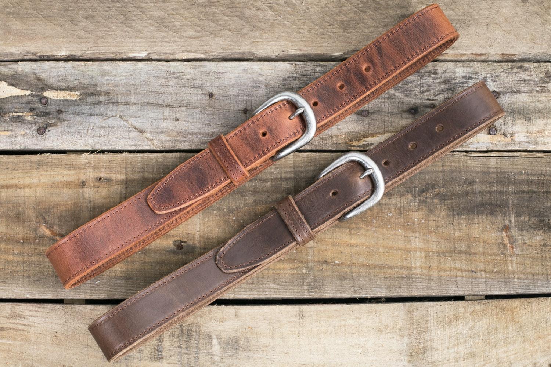 Ashland Leather Belts