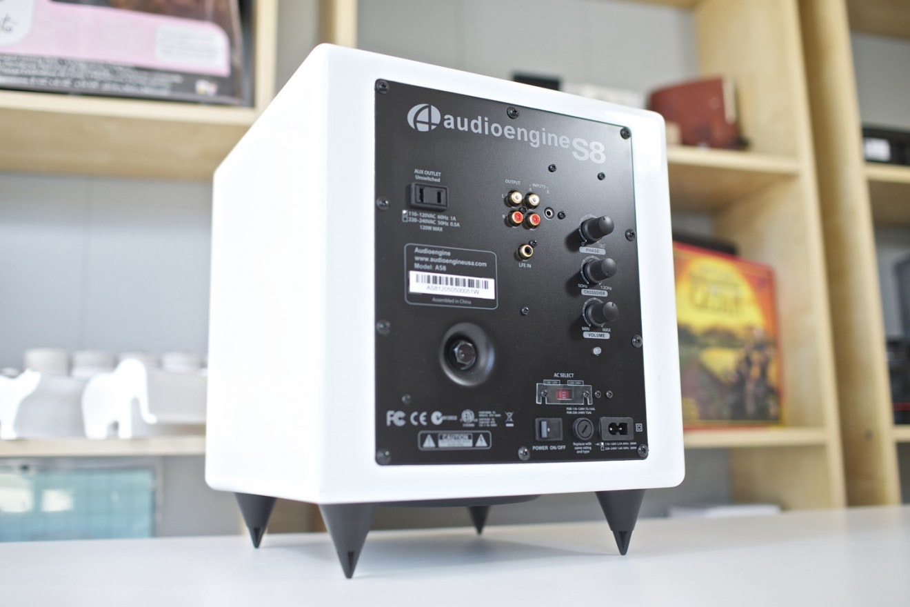 Audioengine S8 Powered Subwoofer