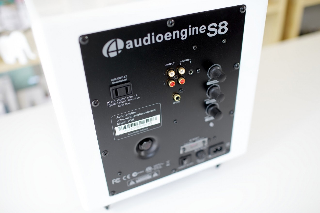 Audioengine S8 Powered Subwoofer