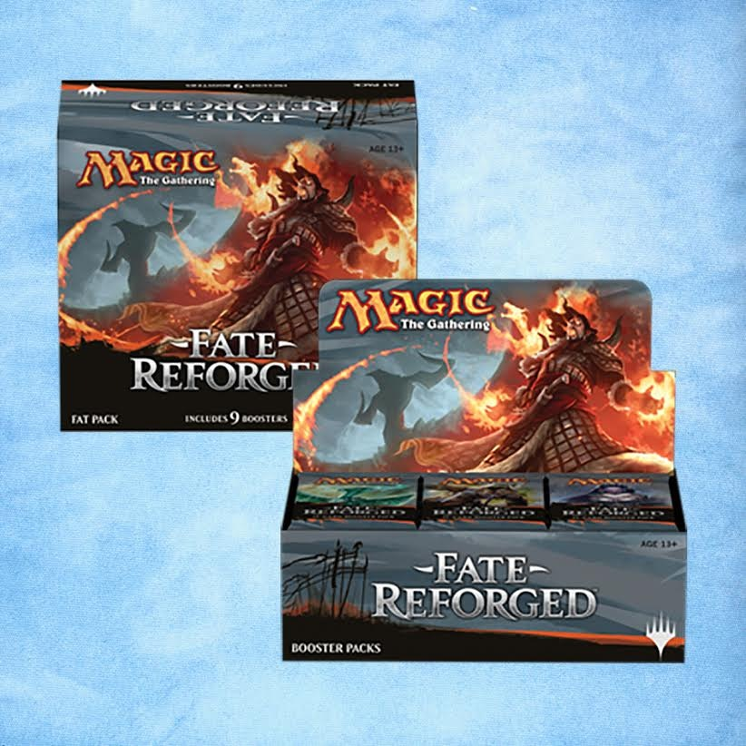 Fate Reforged Booster Box & Fat Pack Bundle