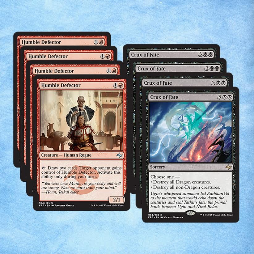 Fate Reforged Playset Pack Presale