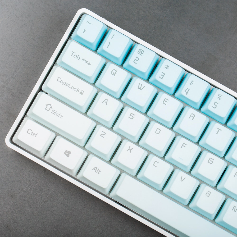 Keycool Gradient Keycaps
