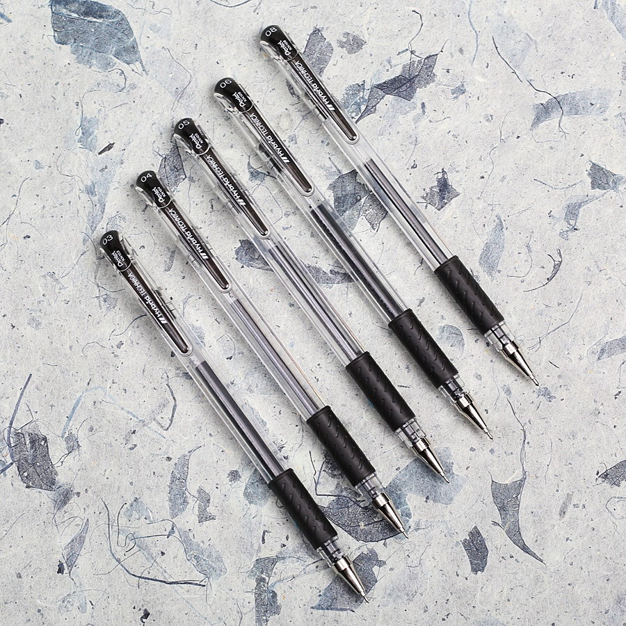 Pentel Hybrid Technica (2 x 5-Pack)