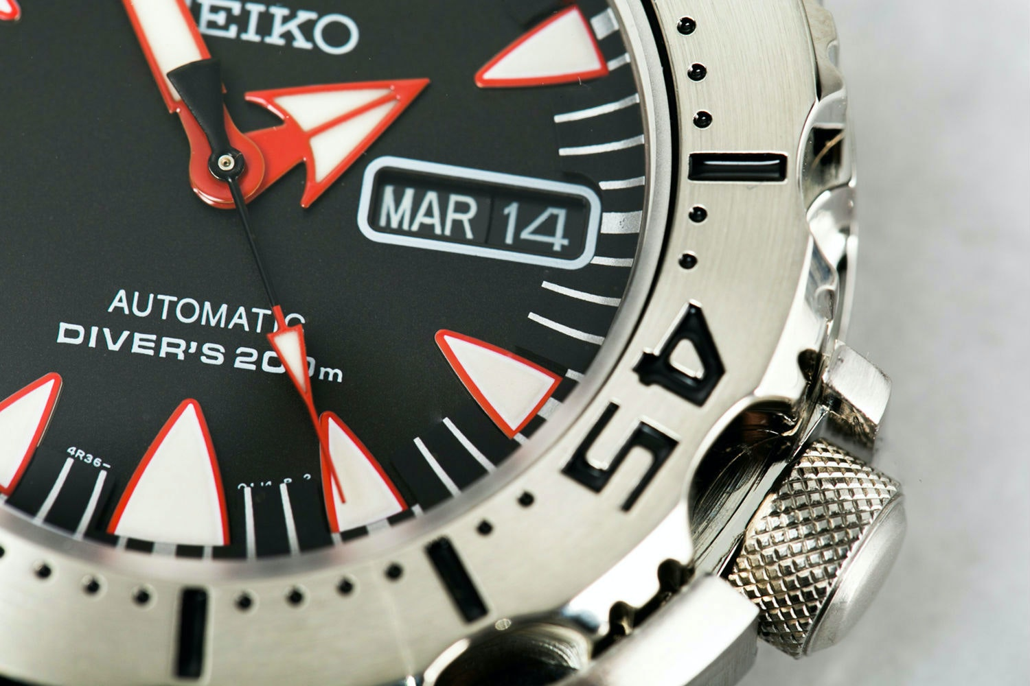 Seiko Monster Watch