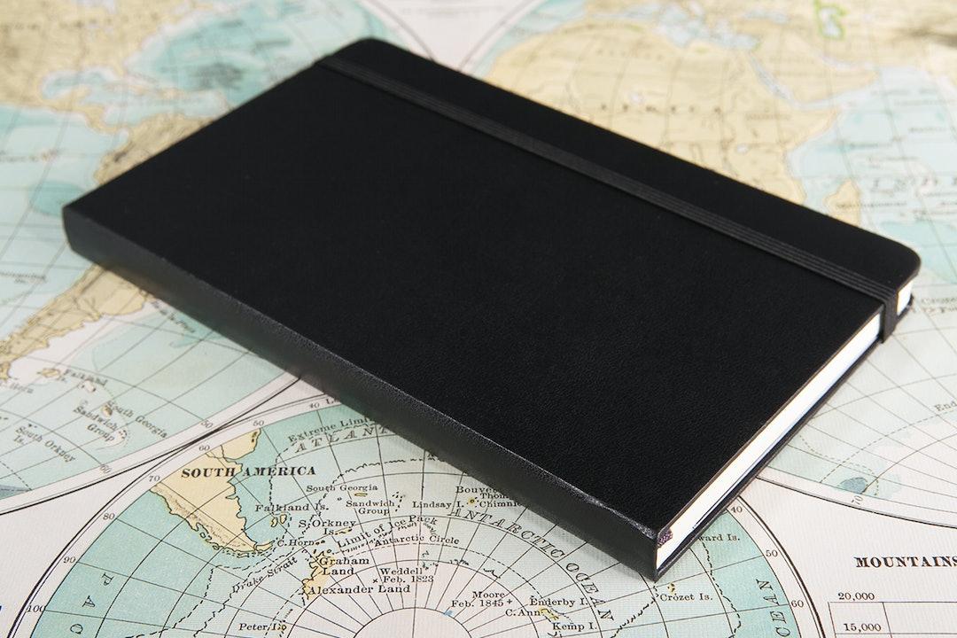 Moleskine Large Notebook (5-Pack)