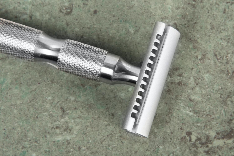 iKon Shave Craft #101 Bamboo Razor