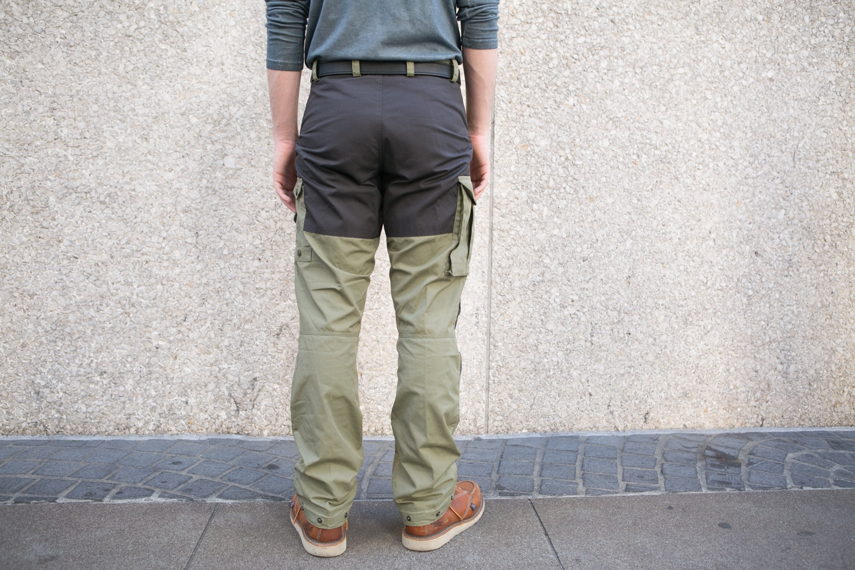 Fjällräven Men's Vidda Pro Trousers Closeout