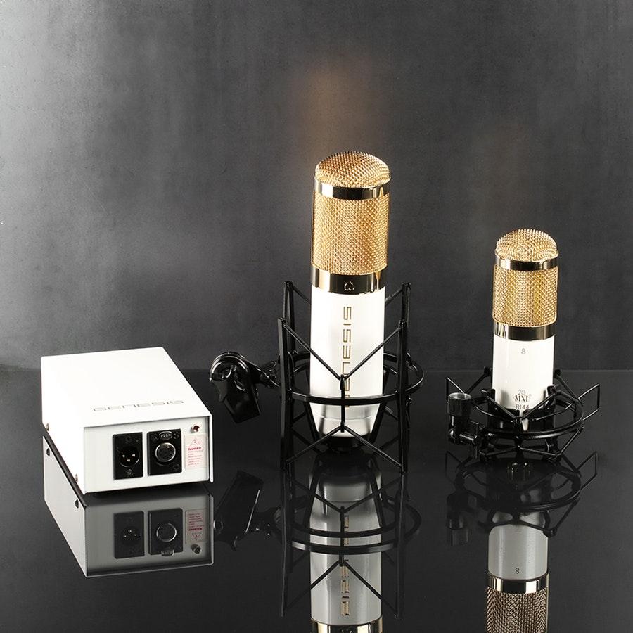 MXL Genesis / R144 SE Microphone Bundle