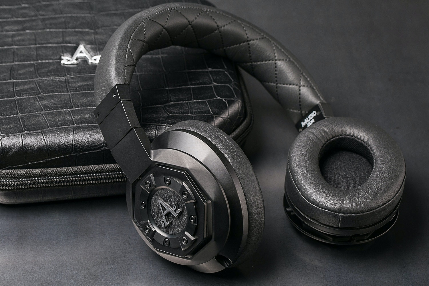A-Audio Legacy Elite Over-Ear ANC Headphones