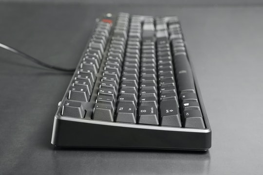 Thermaltake Poseidon Cherry MX Blue Keyboard
