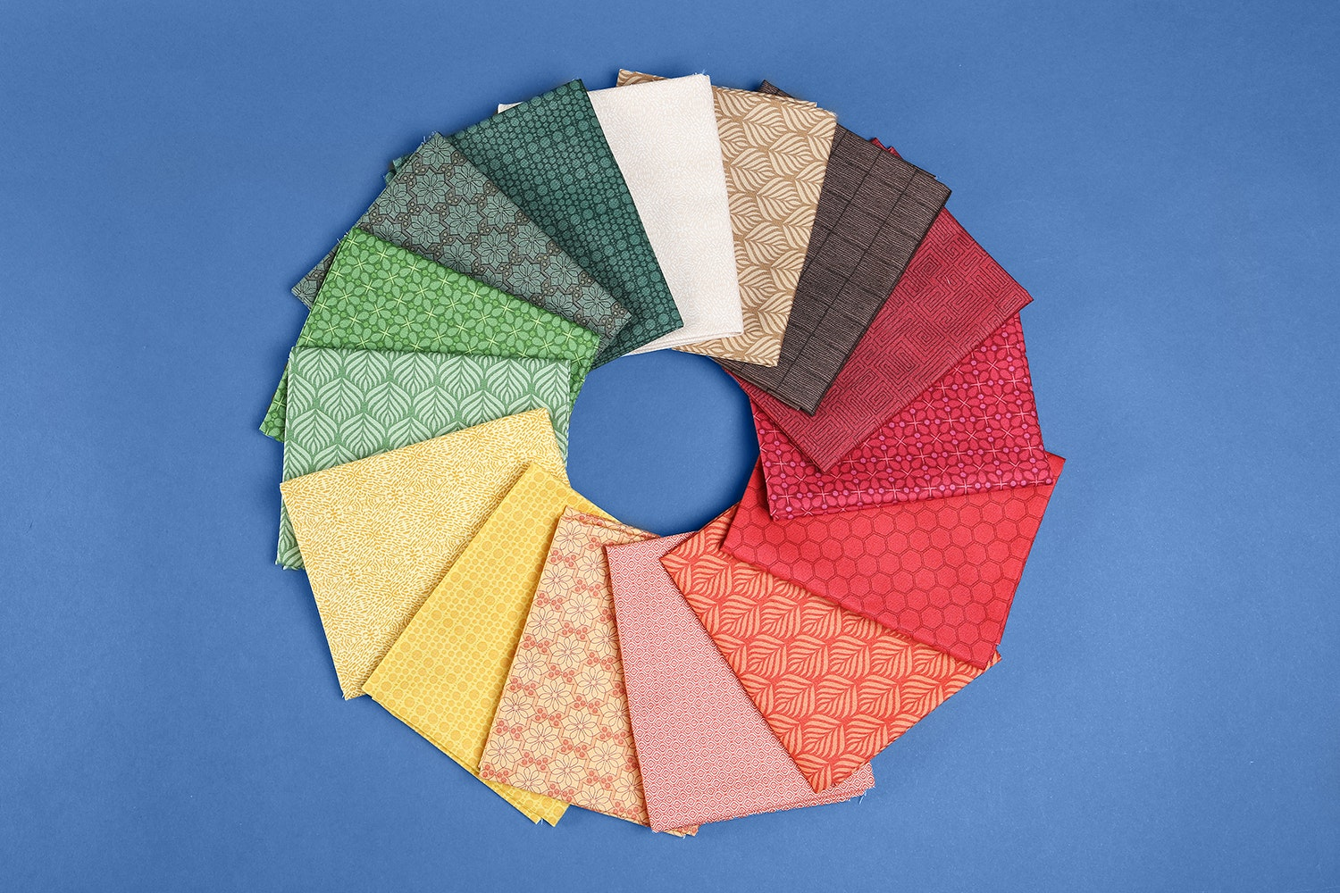 The Color Collection by Modern Quilt Studio