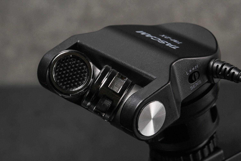 TASCAM TM-2X DSLR Microphone