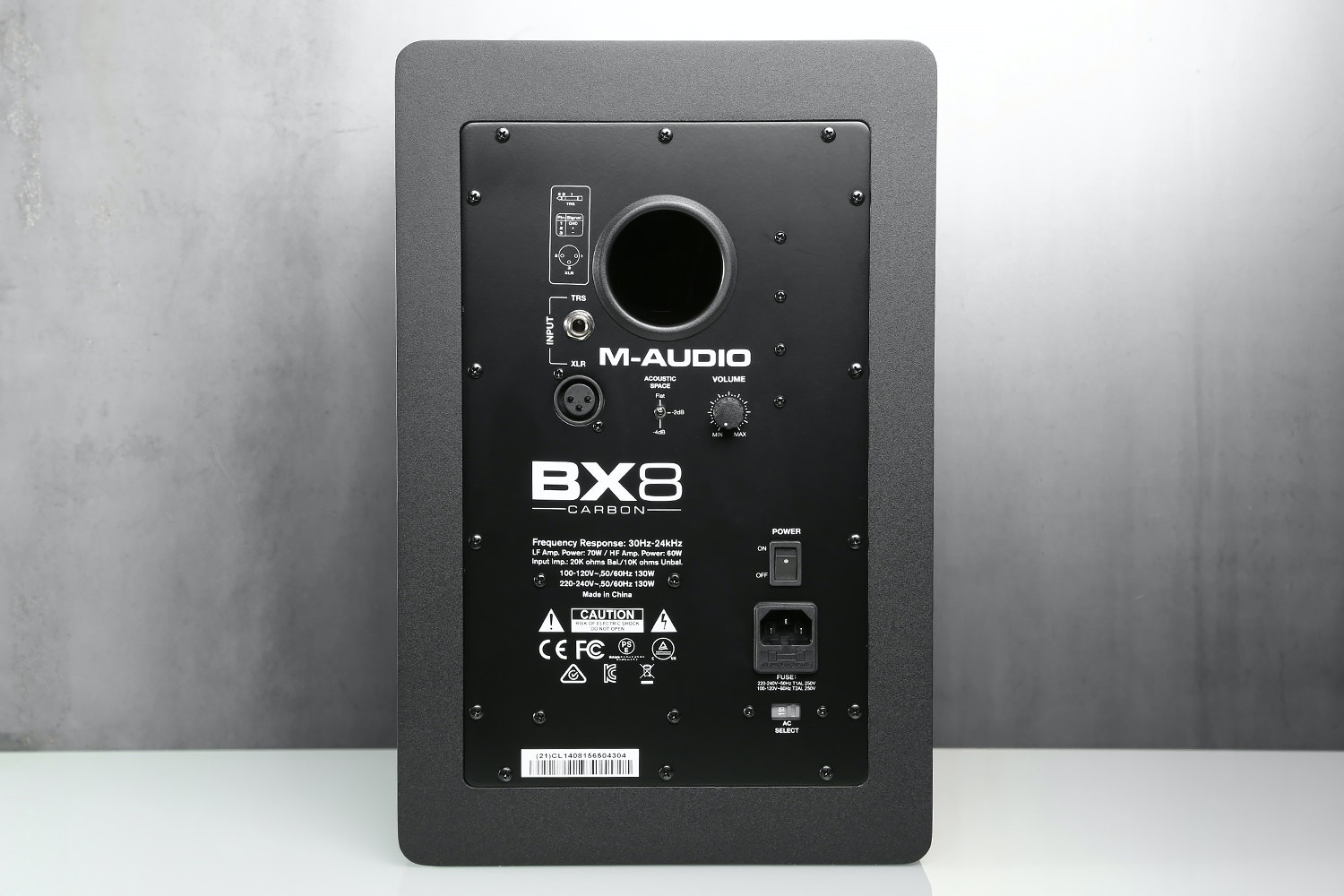 M-Audio BX8 Carbon Studio Monitor