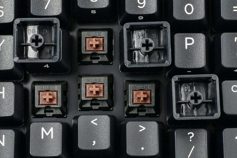 Truly Ergonomic Keyboard Model 227