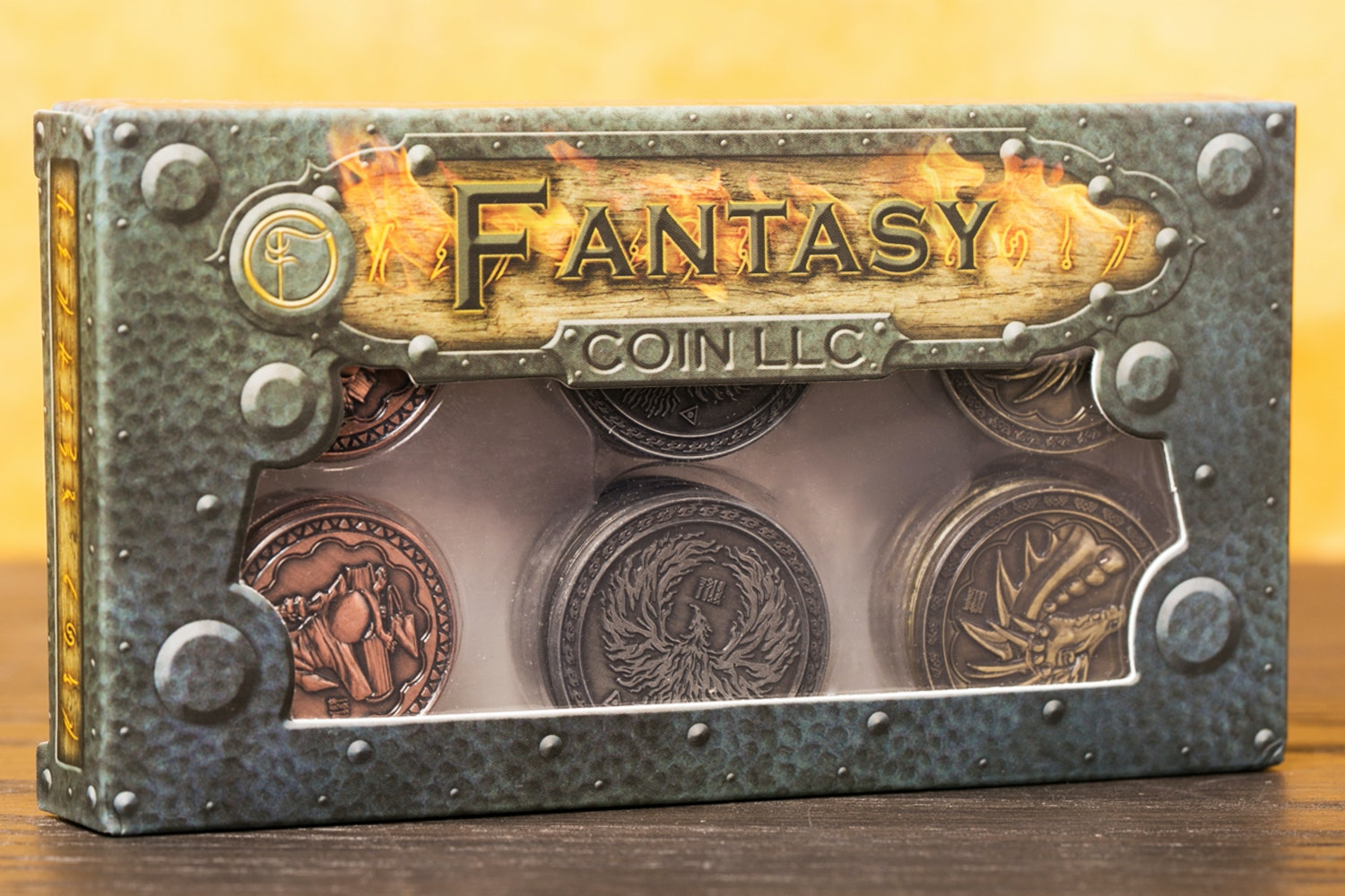 Fantasy Coin Magic Mixed Set