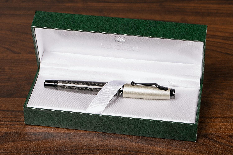 Monteverde Invincia Titanium Fountain Pen