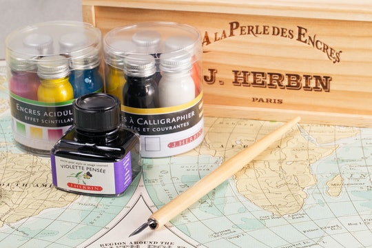 J. Herbin Calligraphy Set