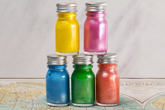 Pearlescent Ink