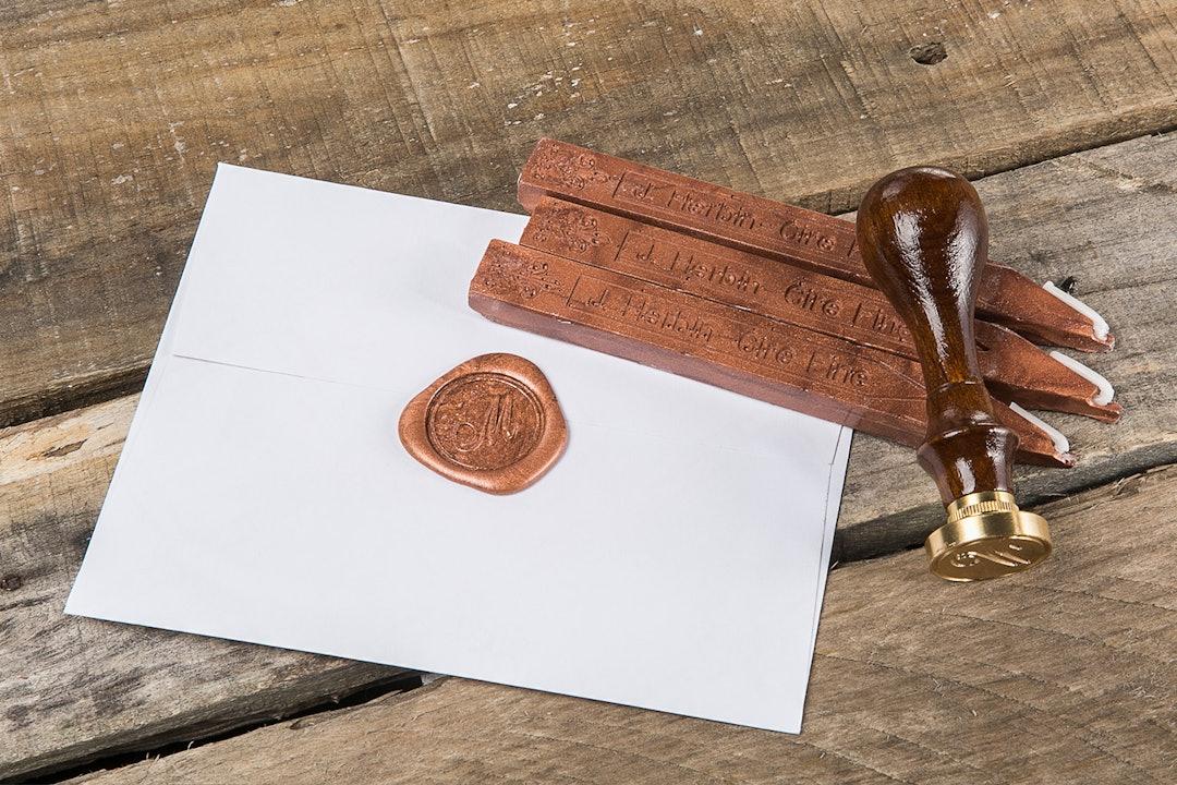 J. Herbin King's Wax Seal Bundle