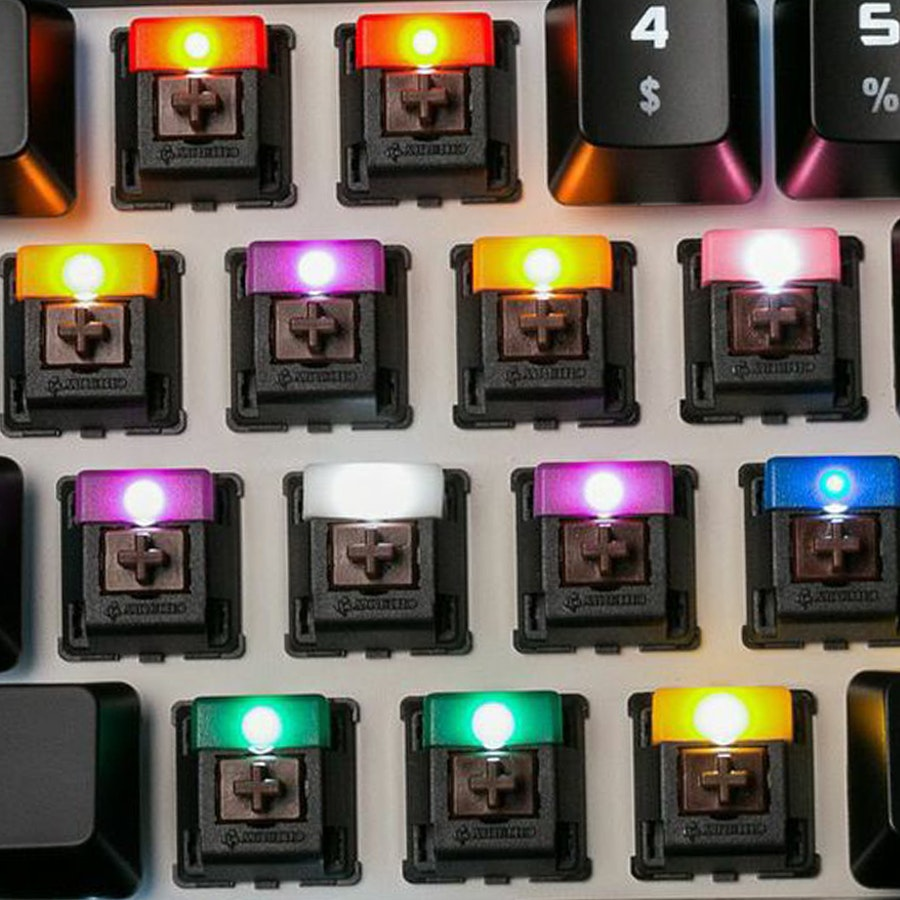 Cherry MX LED Color Changer (3x 45 Pack)