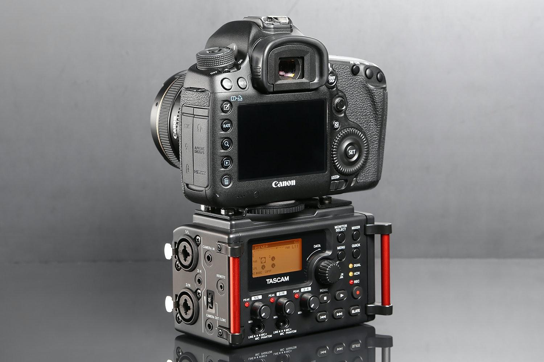 TASCAM DR-60DmkII DSLR Audio Recorder