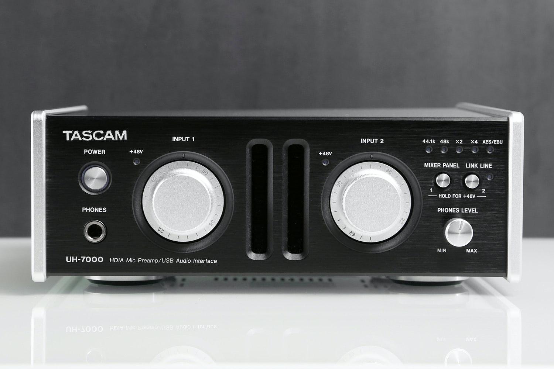 TASCAM UH-7000 Audio Interface