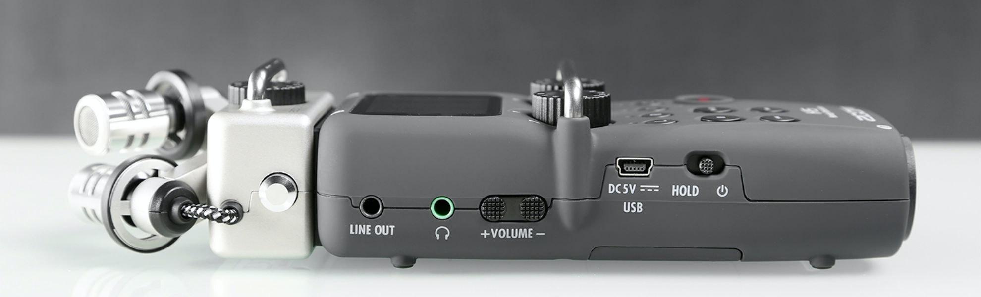 Zoom H5 Portable Recorder