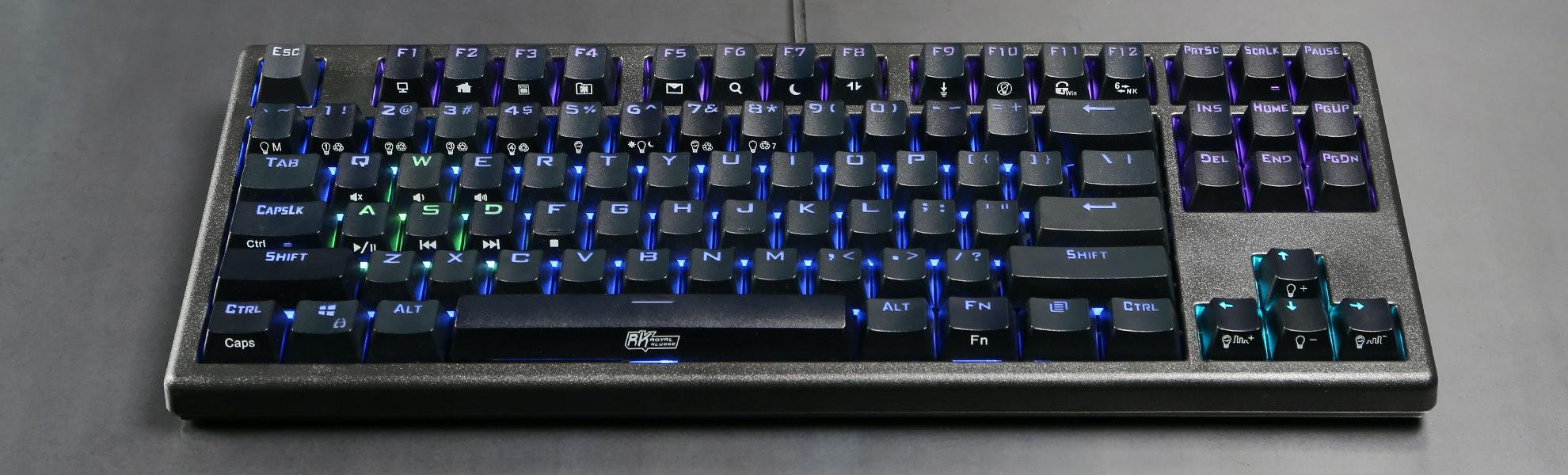 RC930 Electro Capacitive Keyboard (TKL/Full Size)
